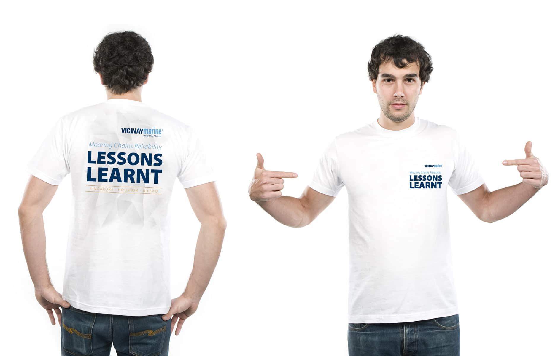 Sirope-Proyectos-Vicinay-Seminarios Vicinay-camiseta