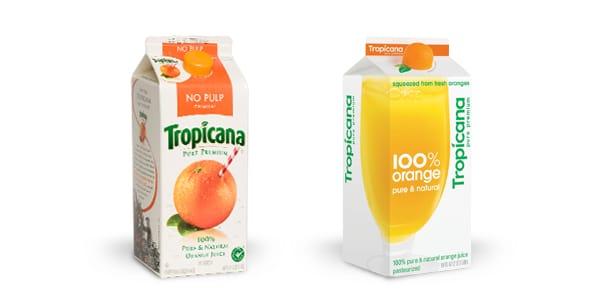 Rebranding de Tropicana