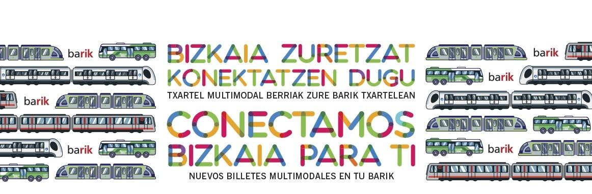 Imagen corporativa Barik en Multicolore