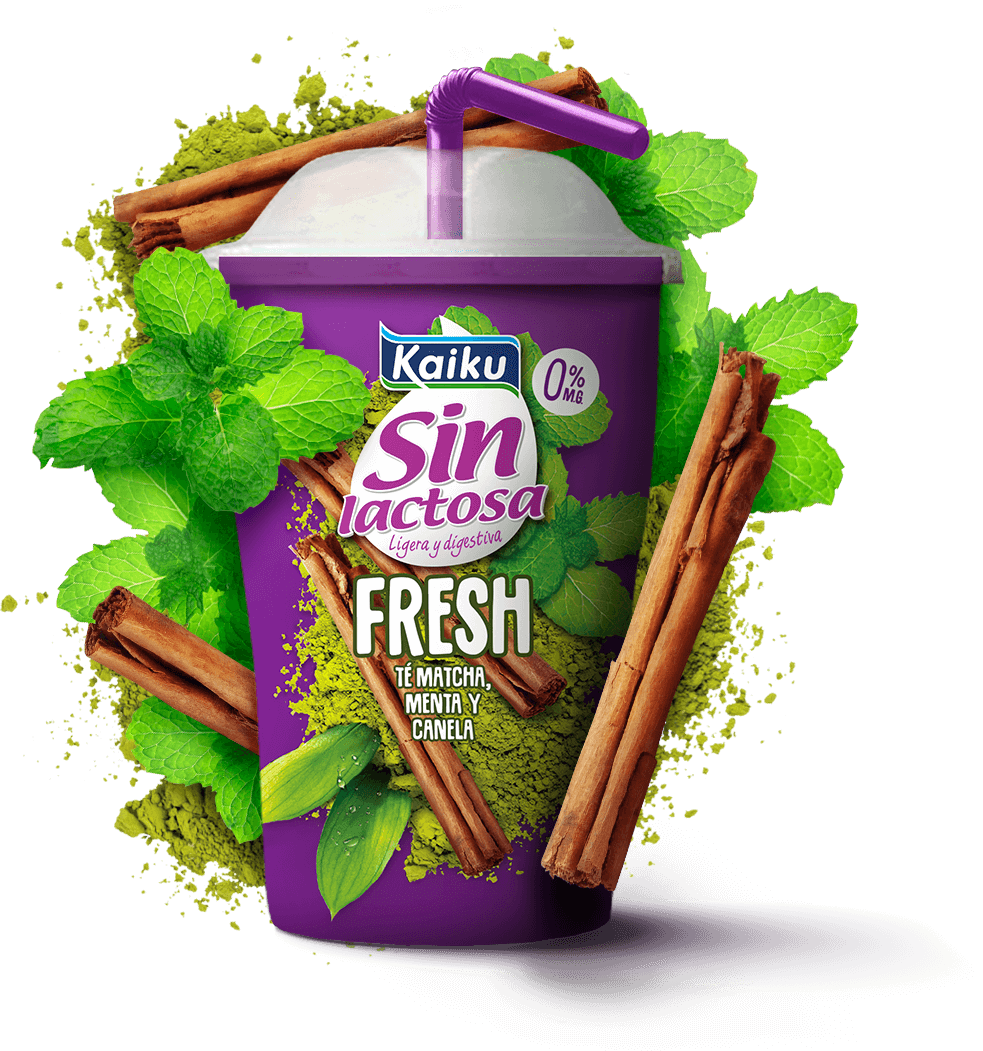 Diseño de Packaging Kaiku Fresh