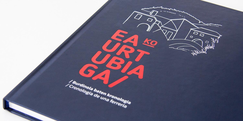 Diseño editorial de Eako Urtubiaga