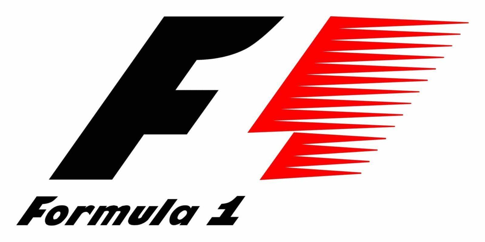 La f1 presentó el domingo pasado su nuevo logo