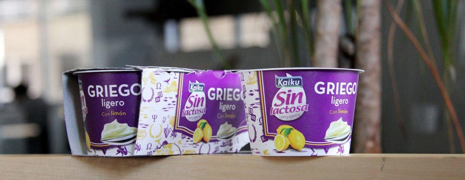 diseño de packaging alimenticio kaiku