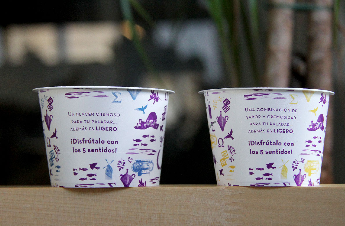 diseño de packaging alimenticio kaiku