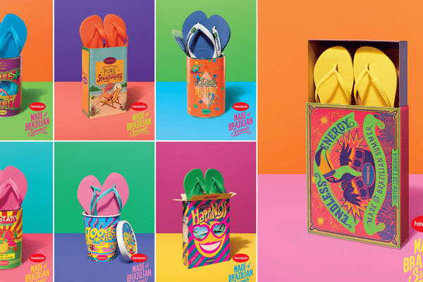 Sirope Packaging verano havaianas