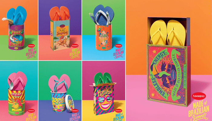 Verano, un momento creativo para el packaging