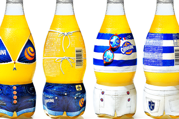 Sirope Packaging verano orangina