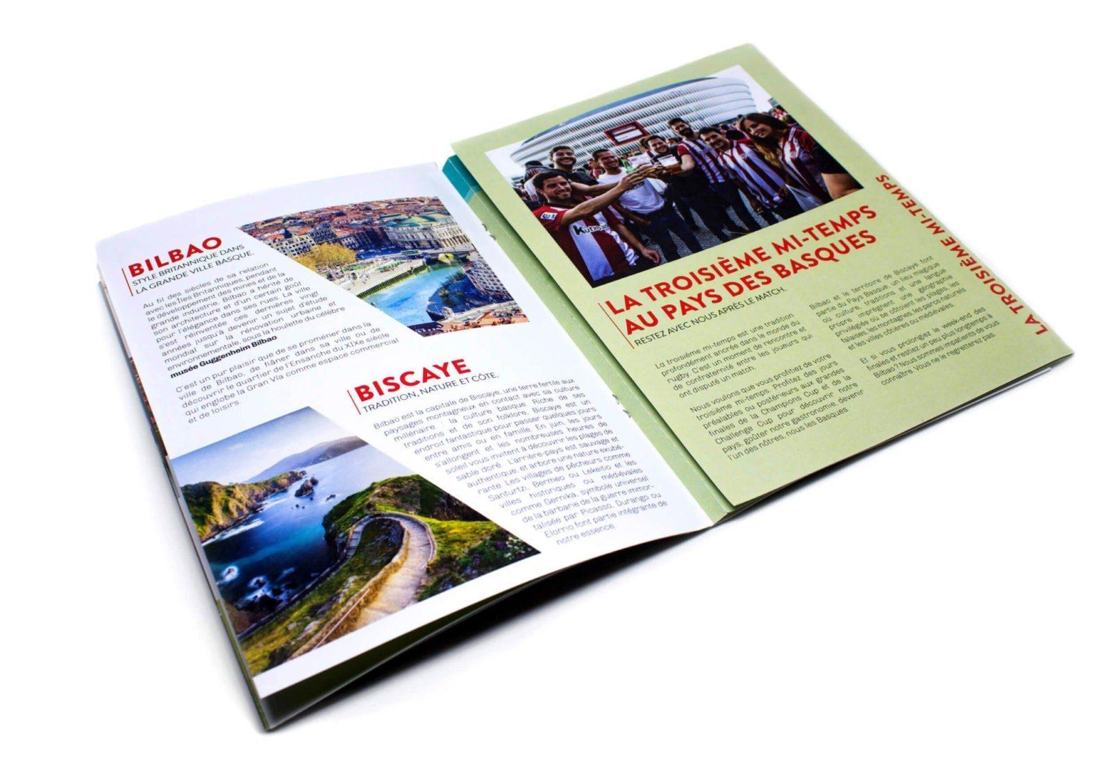 empresa para diseño de revista y libro