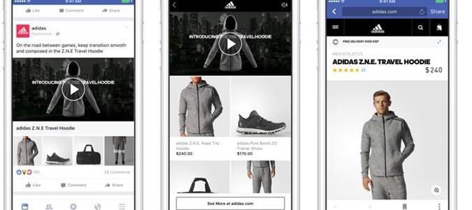 anuncios y campañas en redes sociales facebook instagram coleccion sirope