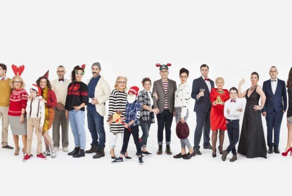 Eroski Online campaña de Navidad