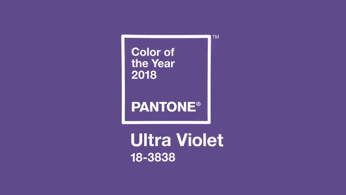 Pantone ya ha proclamado el color del 2018