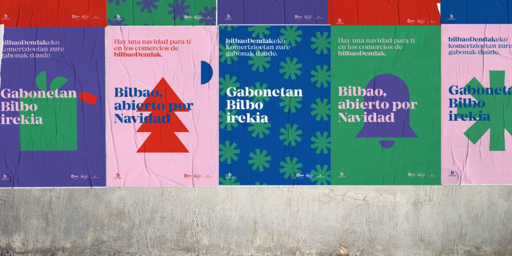 campaña navidad bilbao dendak 2019