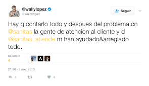 dj wally lopez twitter - clinica quiron y sanitas2