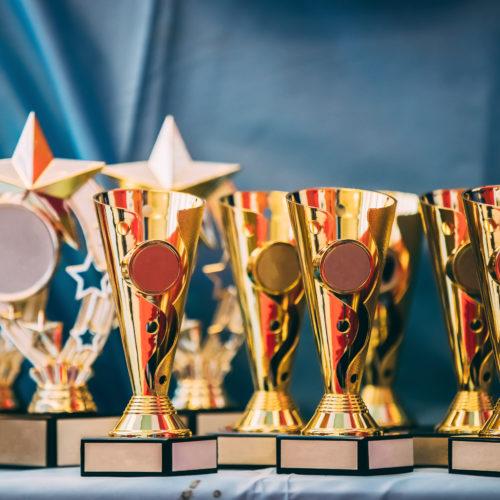 conjunto de premios