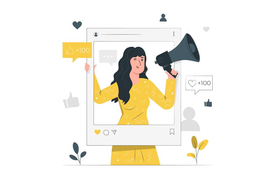 Social media gran protagonista de 2020